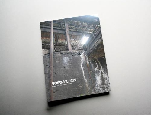 VOIR MAGAZIN Ausgabe 03 - Ruhrgebiet