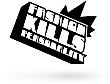 Fashion Kills Personality Logo