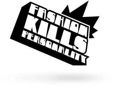 Fashion Kills Personality Logo